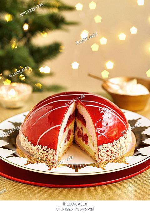 Iced Bombe Stock Photos And Images Age Fotostock