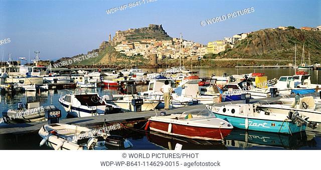 SARDINIA, Italy Sassari Region Castelsardo Date: 05 06 2008 Ref: WP-B641-114629-0015 COMPULSORY CREDIT: World Pictures/Photoshot
