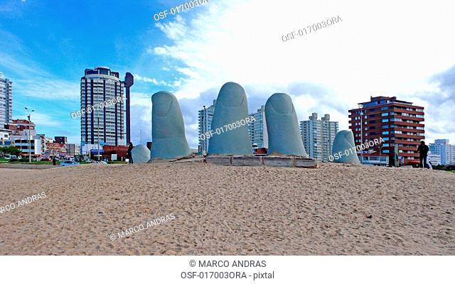 Punta del este uruguay city