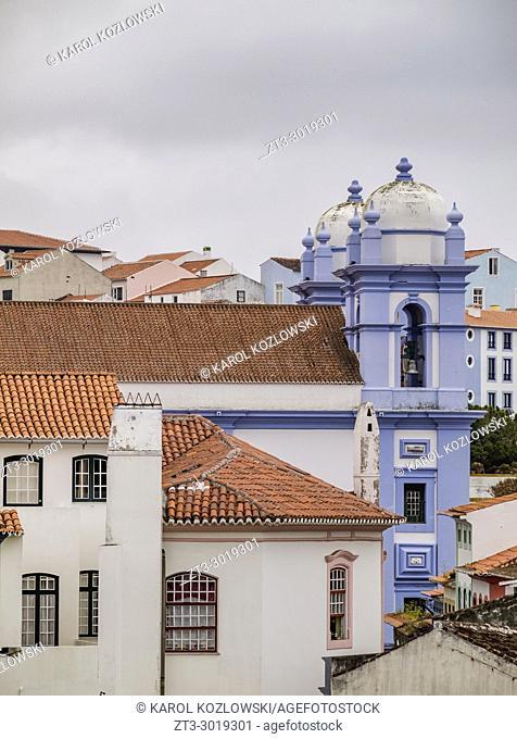 Misericordia Church, Angra do Heroismo, Terceira Island, Azores, Portugal