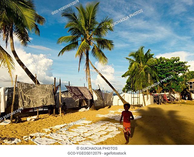 Island Of Nosy Komba, Madagascar