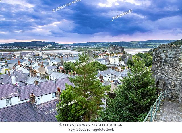 Conwy, Wales, United Kingdom, Europe