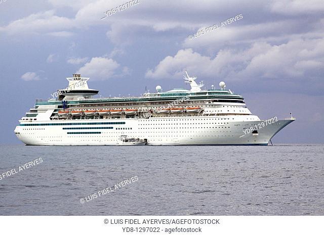 Cruise. Nassau. Bahamas