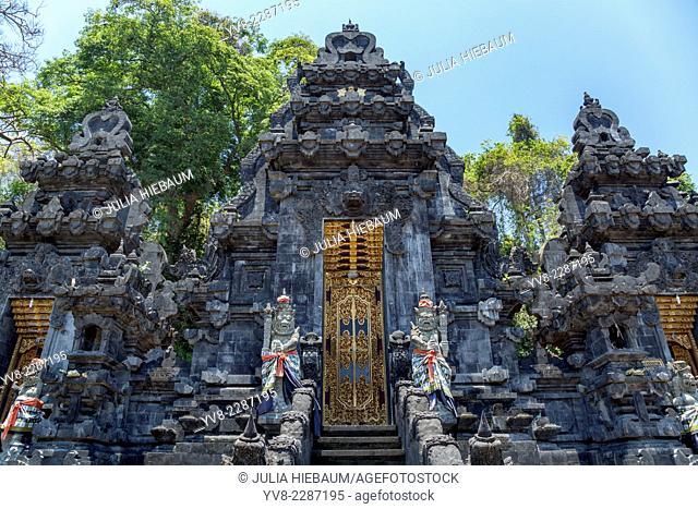 Goa Lawah temple in Bali, Indonesia