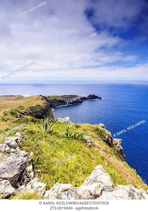 Ponta dos Frades, Santa Maria Island, Azores, Portugal