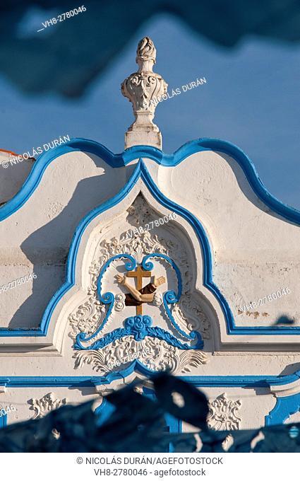 Church in Campo Maior, Alentejo Region, Portugal