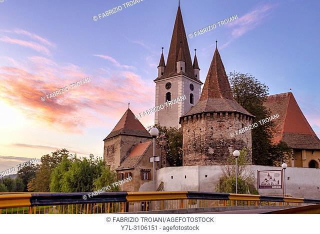 Biserica Sfantul Servatius, Cristian, Sibiu, Romania