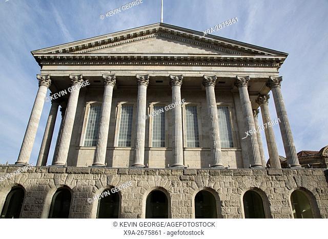 Town Hall, Victoria Square, Birmingham, England, UK