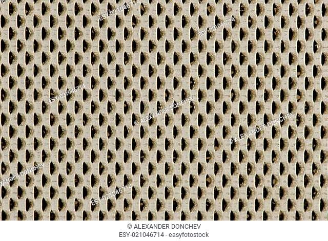 Air filter -front