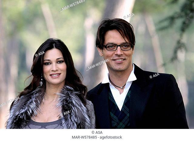 Manuela Arcuri, Gabriel Garco