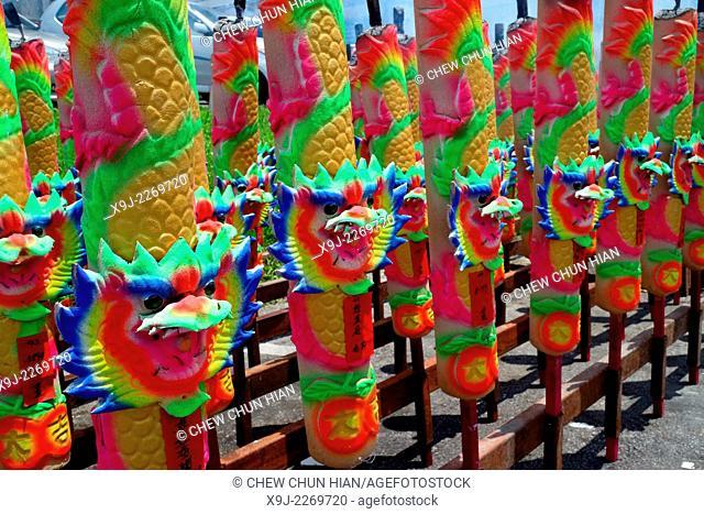 Giant dragon incense