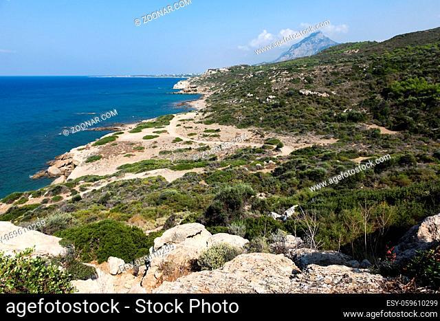 Coast, Cyprus