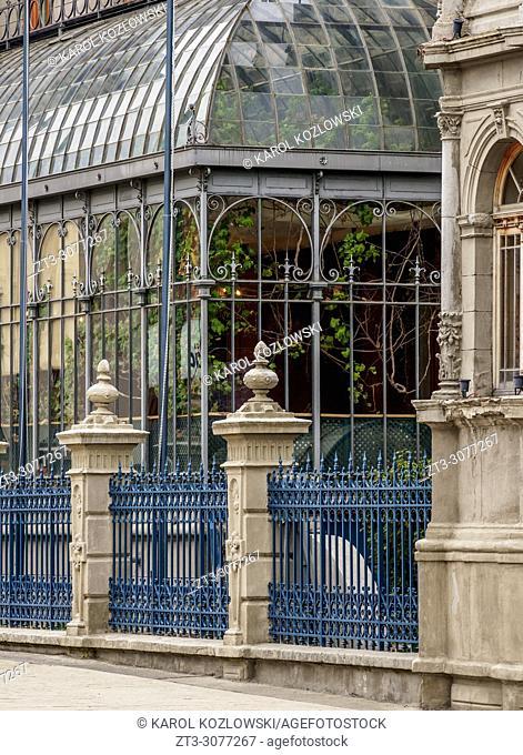 Sara Braun Palace, Punta Arenas, Magallanes Province, Patagonia, Chile