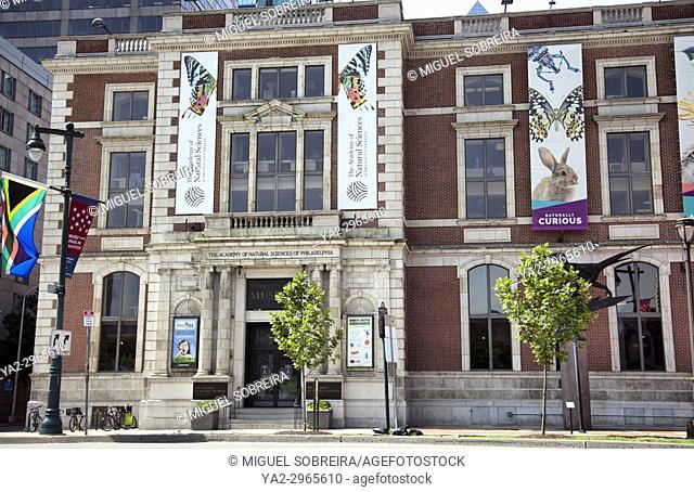 Philadelphia Museum of Natural Sciences - US
