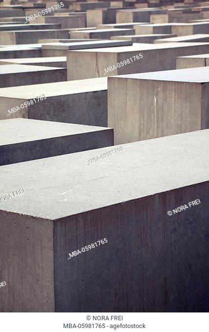 Holocaust Memorial, memorial, monument, Berlin