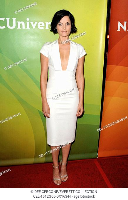 Jaimie Alexander at arrivals for TCA Summer Press Tour: NBC Universal Panels, The Beverly Hilton Hotel, Beverly Hills, CA August 12, 2015