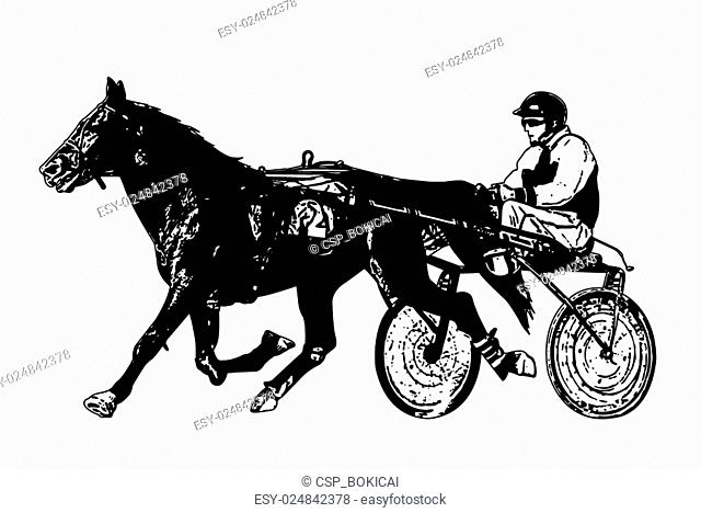 Helmet Horse Cart Stock Photos And Images