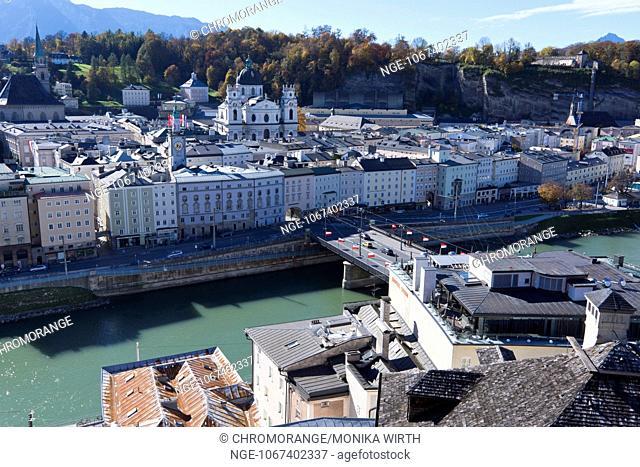 Salzburg, Salzburger Land, Austria, Europe