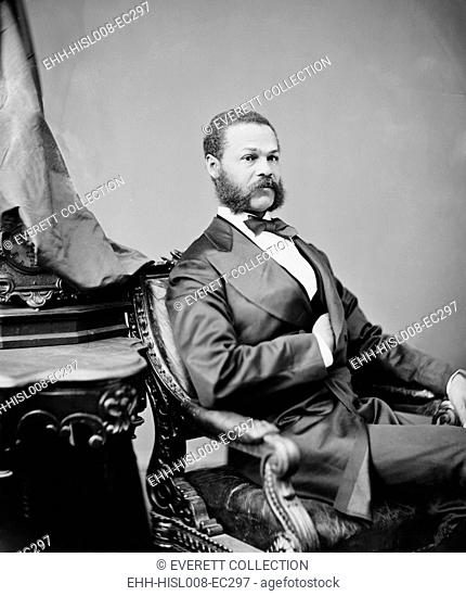 Jefferson Franklin Long (1836 - 1901), was born a slave who educated himself and became a tailor in Macon, Georgia. He served in the House of Representatives...
