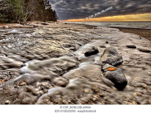Lake Superior Northern Michigan