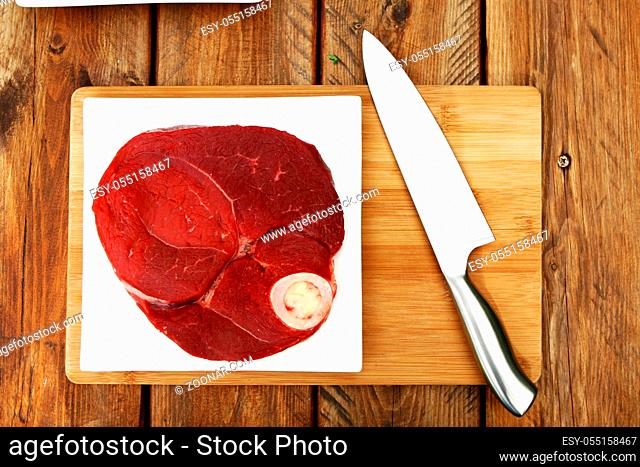 fresh and very tasty grilled steak