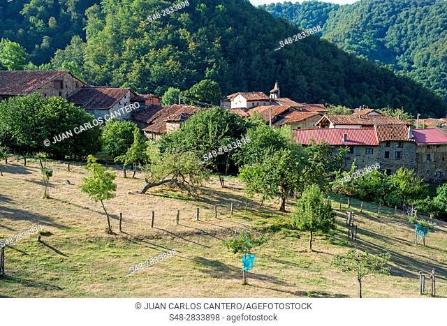 Cabezon de Liebana. Cantabria. Spain. Europe
