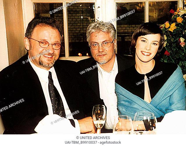 Berlinale 1999 / Etchie Stroh / Jürgen Fabritius (Arthaus) / Li