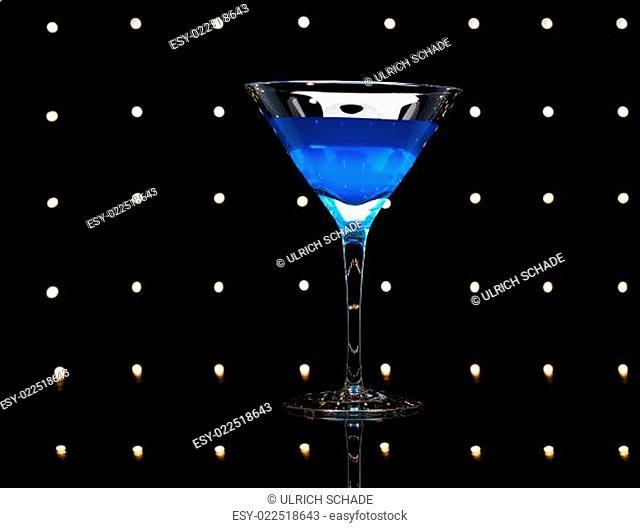 Curacao Cocktail