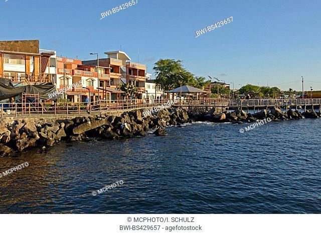 Puerto Baquerizo Moreno, Ecuador, Galapagos Islands, San Cristobal