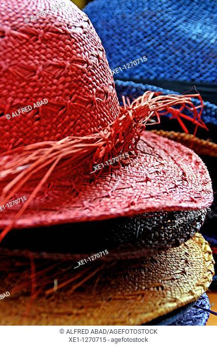 Colored fedoras