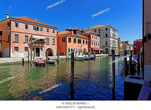 Chioggia, street view
