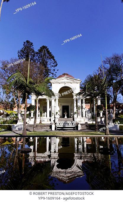 The Garden of Dreams, Kathmandu, Nepal