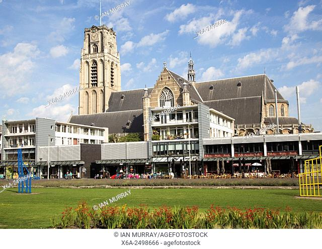 Saint Lawrence, Laurenskerk church, Rotterdam, Netherlands