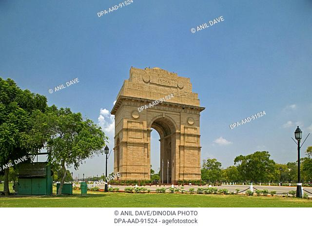 India gate - New Delhi – India