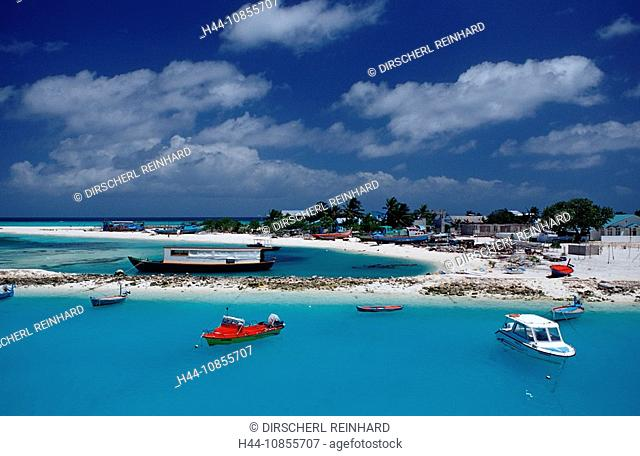 10855707, Maldives, Indian Ocean, Meemu Atoll, isl