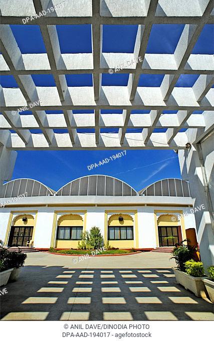 Sikhism institute building, nanded, Maharashtra, india, Asia
