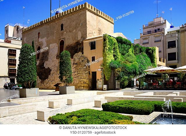 La Torre de la Calahorra - Tower of the Calahorra is fortress of Islamic origin conceived as a watchtower within its site as part of the defensive wall of the...