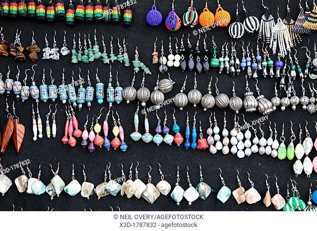 African Earrings, Grahamstown, Eastern Cape, South Africa