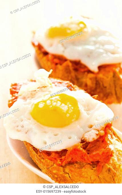 Spanish snack