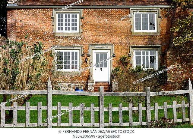Greys Court. Tudor country house. Oxfordshire. England