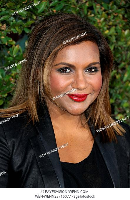 """Universal Studios Hollywood Hosts The Opening Of """"""""The Wizarding World Of Harry Potter"""""""" Featuring: Mindy Kaling Where: Universal City, California"""