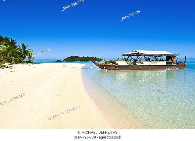 Aitutaki, Cook Islands, South Pacific, Pacific