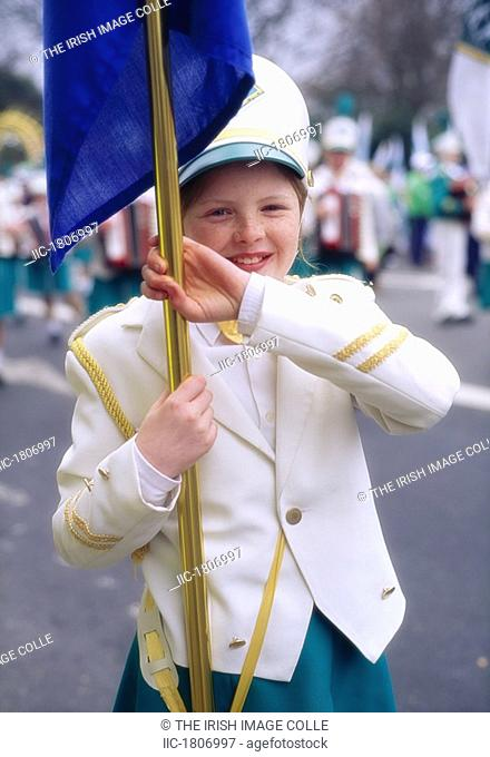 Dublin, St Patricks Day Parade
