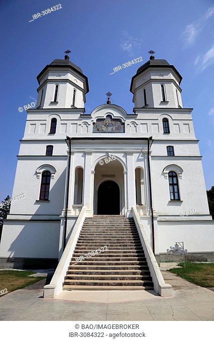 Celic-Dere Monastery, Celic-Dere, Tulcea, Dobrudscha, Romania