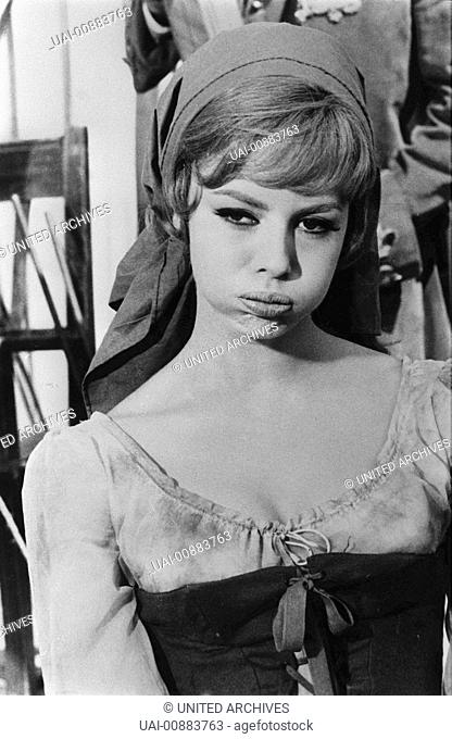 ANGeLIQUE (2) Merveilleuse Angelique F / I / D 1964 - Bernard Borderie Nach dem Tode ihres Mannes ist Angelique fest entschlossen