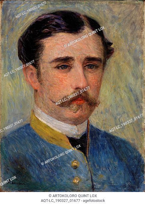 Portrait De Renoir Stock Photos And Images Agefotostock