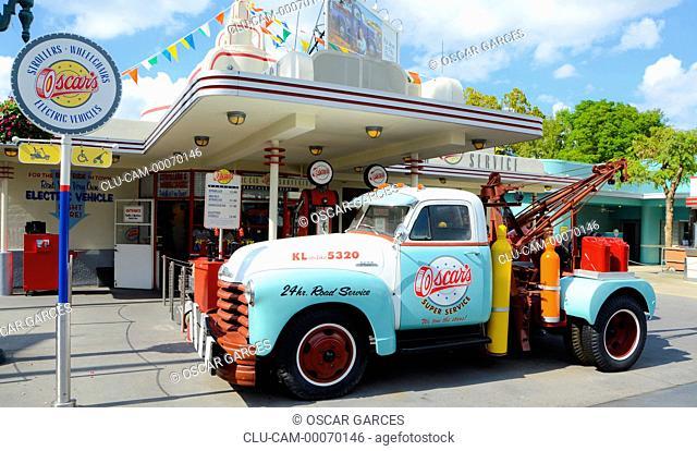 Disney's Hollywood Studios, Orlando, Florida, United States, North America