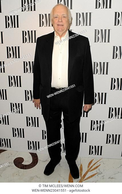 BMI London Awards 2015 at The Dorchester Hotel - Arrivals Featuring: Tim Rice Where: London, United Kingdom When: 19 Oct 2015 Credit: Tim McLees/WENN