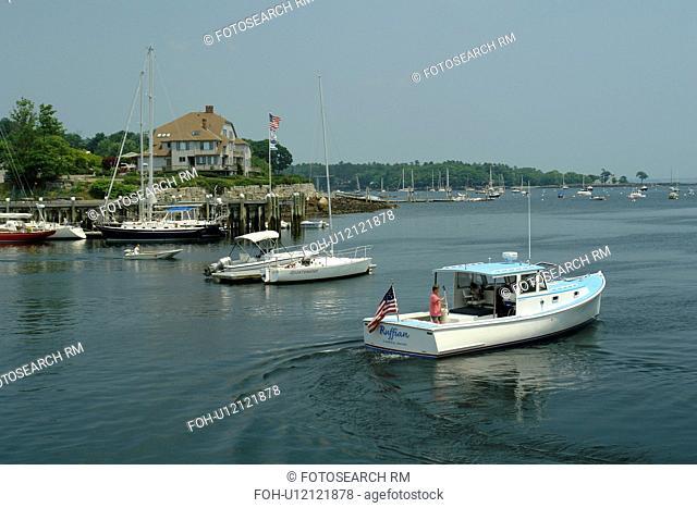 Camden, ME, Maine, harbor