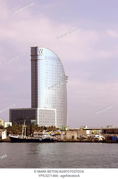 W Hotel Barcelona Spain